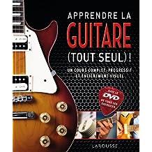Apprendre la guitare (tout seul) ! - accompagné d'un DVD
