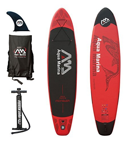 Preisvergleich Produktbild Aqua Marina Monster Inflatable Stand-up Paddle Board by Aqua Marina