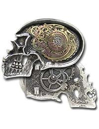 Anima Machinato Futurus Steampunk Gothic Belt Buckle by Alchemy of England