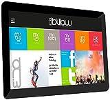 Billow X104B 16Go 3G 4G Noir tablette - tablettes (25,6 cm (10.1'), 1280 x 800 pixels, Plusieurs pressions, IPS, Capacité, 16:9)