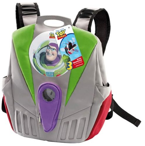 Thrustmaster Toy Story 3 Buzz Backpack (Rucksack) Wii-remote-kabel