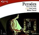 Pensées - (Liasses II à VIII) de Blaise Pascal