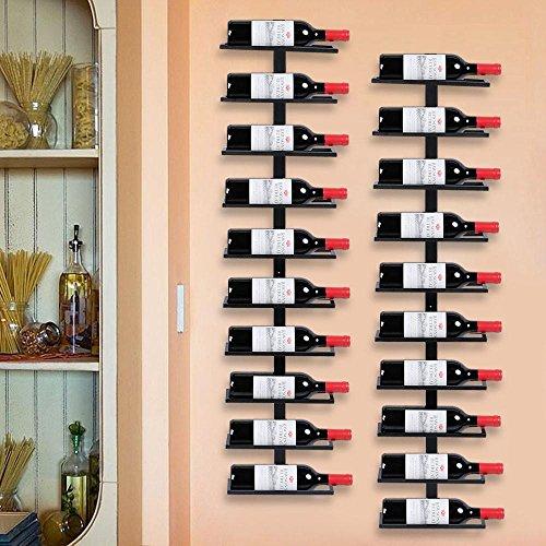 ᐅ Weinregal Küche - Für Ihr Wohnambiente ☆ | Die Hausbar