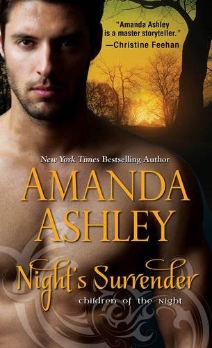 Night's Surrender (Children of the Night) by Amanda Ashley (2015-08-25)