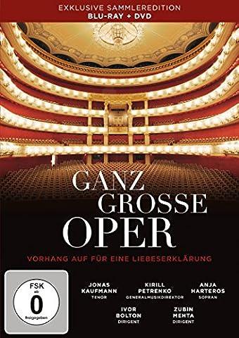Ganz große Oper - Vorhang auf für eine Liebeserklärung [Exklusive