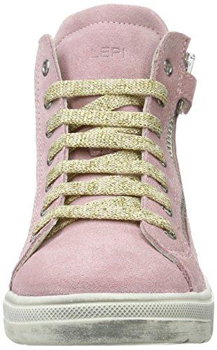 Lepi 3973leq, Sneakers basses fille Pink (3973 C.09 Rosa)
