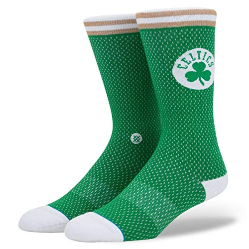 Stance Herren Socken NBA On Court grün L (43-46) - 6 Größe Jordan 10 Air