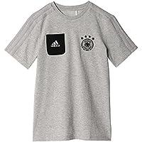 adidas Dfb Tee Staff Y Camiseta Equipación Federación Alemana de Fútbol f7bef7c96ed81