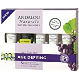 Andalou Naturals Get Started Age Defying Kit by Andalou Naturals