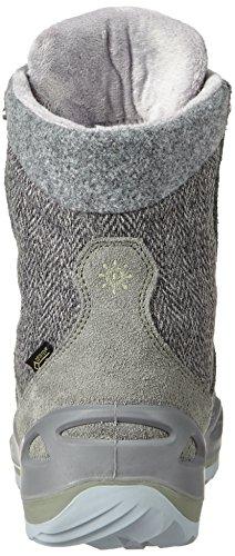 Lowa Calceta Gtx, Chaussures de Randonnée Hautes Femme Gris (stein)