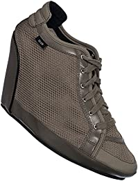 zapatillas adidas mujer cuña
