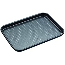 "Master Class Crusty Bake Non-Stick Baking Tray, 24 x 18 cm (9.5"") by Master Class"