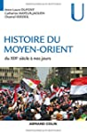 Histoire du Moyen-Orient - Du XIXe si...