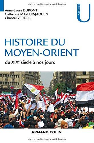 Histoire du Moyen-Orient - Du XIXe siècle à nos jours