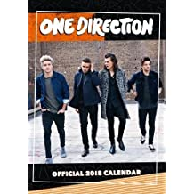 One Direction Official 2018 Calendar - A3 Poster Format (Calendar 2018)
