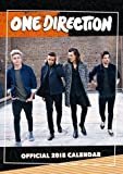 One Direction Official 2018 Calendar - A3 Poster Format Calendar