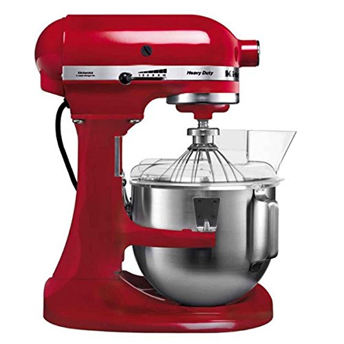 KitchenAid 5KSM5BER K5 Heavy Duty Mixer Red