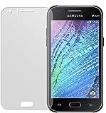 dipos I 6X Schutzfolie matt passend für Samsung Galaxy J1 Folie Bildschirmschutzfolie