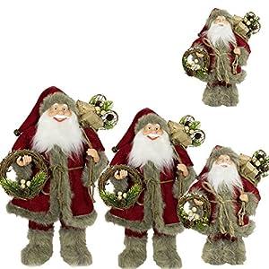 51rIWq EUxL. SS300  - '10x 41PC 45cm Santa Claus Decorative Christmas Santa Clause Figurine Large Christmas (3-7Days Delivery Time)