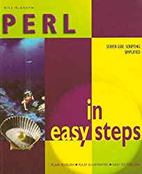 Perl in Easy Steps by Mike McGrath (2004-08-01)