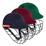 Gray Nicolls Atomic Men's Cricket Helmet, Blue, L