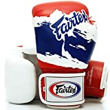 Fairtex Boxhandschuhe, BGV-1, Thai Pride, Boxing Gloves MMA Muay Thai Thaiboxen Size 12 Oz Test