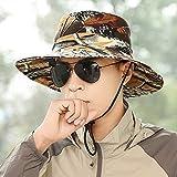 Berretto da baseball Mini personalità Uomini benna estate cappello dell'uomo cap visiera morbida mesh traspirante frangivento corda vento quattro tipi colori mimetici di raffreddamento ( Color : 2# )