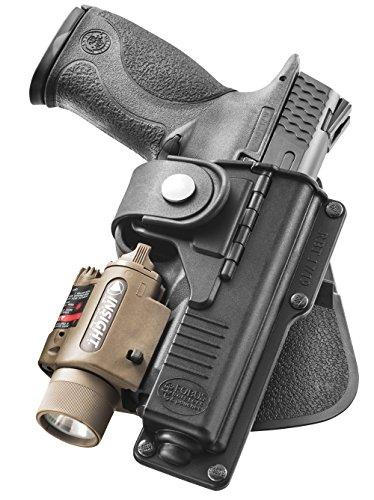 e verdeckte Trage Gürtel Halfter mit Safety Strap für Glock 19, 23, 32 neu ()