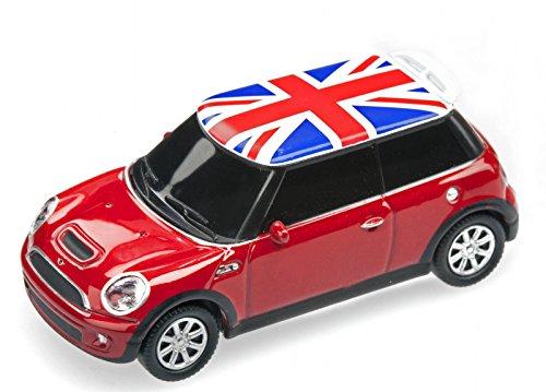 AutoDrive, Clé USB 16 Go, Mini Cooper, Rouge