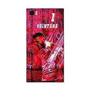 ezyPRNT Skin Sticker for Xiaomi Redmi Mi3 David De Gea Football Player