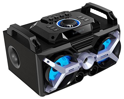 Usato, Akai SA11Bluetooth Soundblaster alta potenza Nero usato  Spedito ovunque in Italia