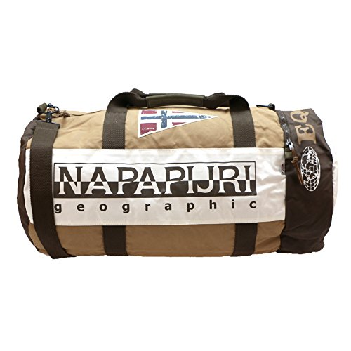 Borsa Napapijri Equator 1 N0YGOU MainApps Marrone (Alpaca)