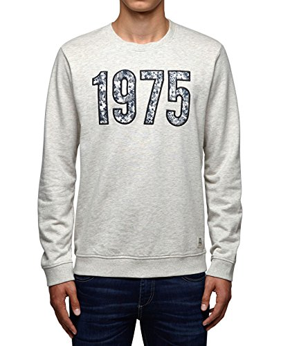 Jack & Jones Herren Union Transpiration UNION Grau