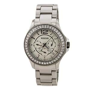 Fossil Damen-Armbanduhr Analog Quarz Keramik CE1062
