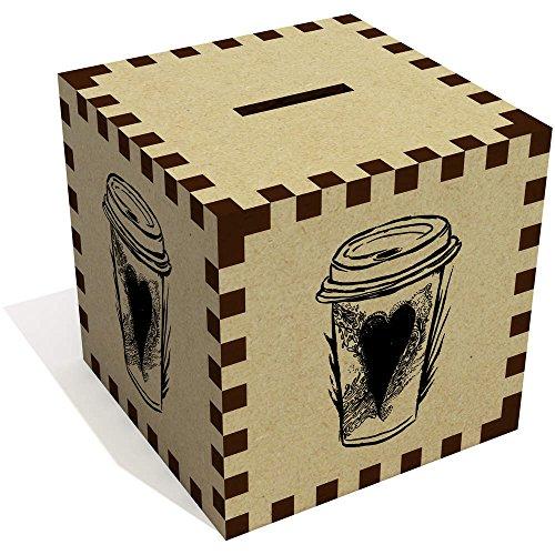 Azeeda 'Kaffeetasse' Sparbüchse / Spardose (MB00004023)