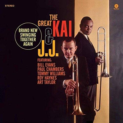 The Great Kai & J.J. + 1 Bonus Track - Ltd. Edt 180g [Vinyl LP]