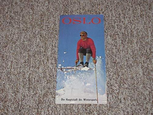 Stadtführer Oslo, Die Hauptstadt des Wintersports.