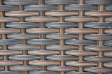 13tlg. Deluxe Lounge Set Gruppe Garnitur Gartenmöbel Loungemöbel Polyrattan Sitzgruppe – handgeflochten – braun-mix von XINRO® - 6