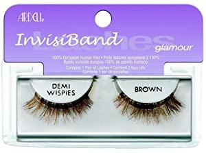 Ardell Invisiband- Demi -Wispies - Brown by Ardell