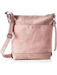 ESPRIT - 047ea1o001, Bolsos bandolera Mujer, Pink (Old Pink), 8x31x25 cm (B x H T)