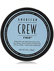 AMERICAN CREW FIBER Formbare Creme Starker Halt  Mattes Finish, 1er Pack (1 x 85 g)