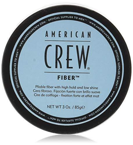AMERICAN CREW FIBER Formbare Creme Starker Halt  Mattes Finish, 1er Pack (1 x 85 g) (Gel Glanz Paste)
