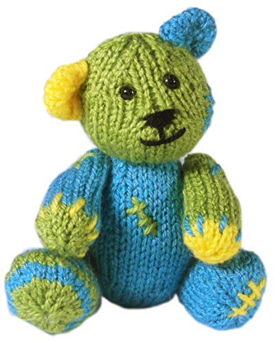 Well-Loved Teddy: Knitting Pattern (English Edition)