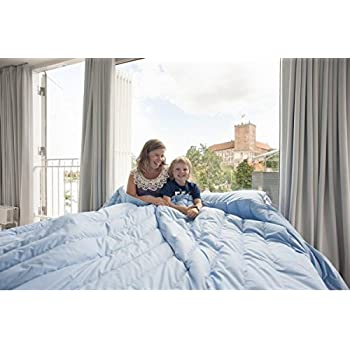 Piumini danesi il leggero matrimoniale grande casa e cucina - Piumino letto leggero ...
