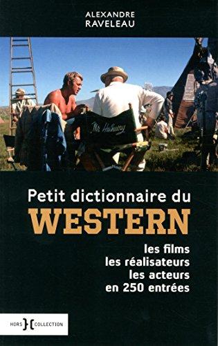 Petit dictionnaire du western