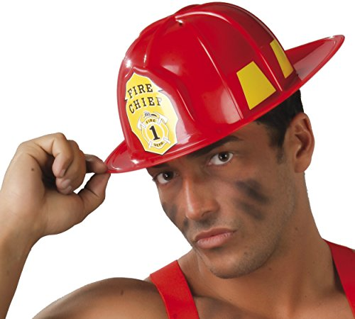 (Guirca Fiestas GUI13979 - Amerikanischer Feuerwehrshelm)