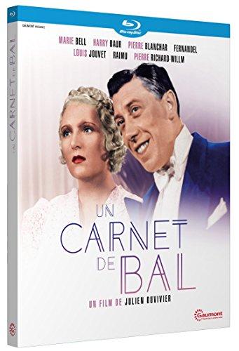 Un carnet de bal [Blu-ray] [FR Import]