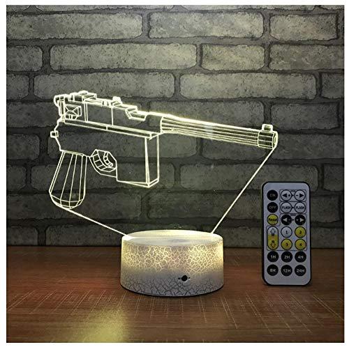 Nachtbeleuchtung Mini Pistole Mode Persönlichkeit neue Nachtlicht