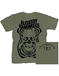 Bloody Hammers Lovely Sort of Death - T-Shirt