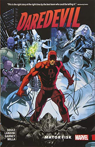 Daredevil: Back In Black Vol. 6 - Mayor Fisk por Charles Soule